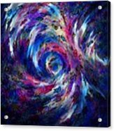 Spring Caught In The Maelstrom Acrylic Print