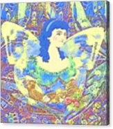 Spring Dreaming Acrylic Print