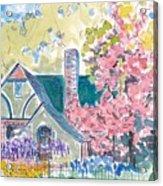 Spring Exuberance Acrylic Print