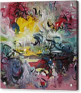 Spring Fever38 Acrylic Print