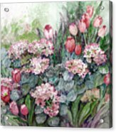 Spring Forth In Beauty Acrylic Print