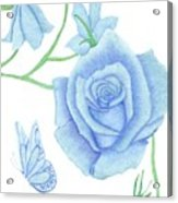 Spring Fresh Acrylic Print