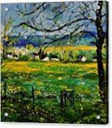 Spring In Herock Acrylic Print