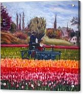 Spring In Holland3 Acrylic Print