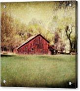 Spring In Nebraska Acrylic Print