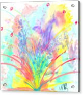 Spring In The Air Acrylic Print