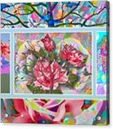 Spring Medley Acrylic Print