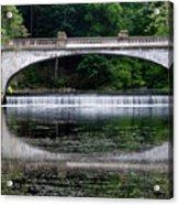 Spring Morning At White Bridge II Acrylic Print
