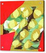 Spring Painting 2 Acrylic Print