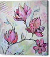 Spring Reverie I Acrylic Print