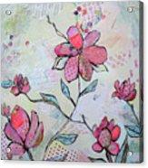 Spring Reverie II Acrylic Print