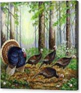 Spring Ritual Acrylic Print