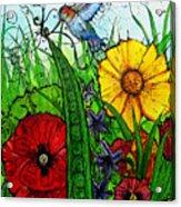 Spring Things Acrylic Print
