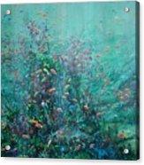 Spring Underwater   Acrylic Print