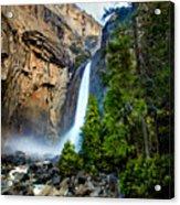Spring Valley Acrylic Print