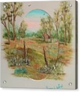 Spring's Reawakening Acrylic Print