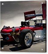 Sprint Car Acrylic Print