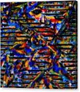 Spying Eyes Acrylic Print