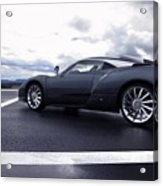 Spyker C12 Zagato Acrylic Print