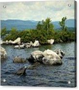 Squam Lake, New Hampshire Acrylic Print