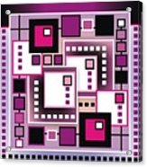 Square Acrylic Print