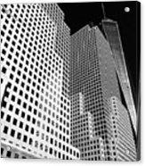 Squared, New York City Acrylic Print
