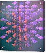 Squared2 Acrylic Print