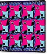 Squares10 Acrylic Print