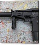 Sr-2mp Submachine Gun Acrylic Print