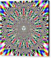 Sri Yantra Rgb Acrylic Print