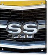 Ss 396 Acrylic Print