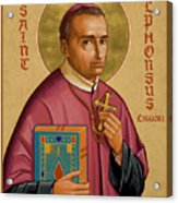 St. Alphonsus Liguori - Jcalp Acrylic Print