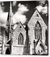 St. Andrew Acrylic Print