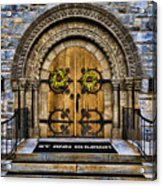 St Ann Church Acrylic Print