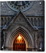 St Annes Church Acrylic Print