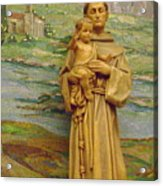 St Anthony Chapel Acrylic Print