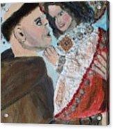 St. Anthony In Amazement Acrylic Print