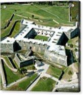 St Augustine Fort - Castillo De San Marcos Acrylic Print