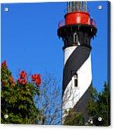 St. Augustine Lighthouse Acrylic Print