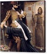 St Bartholomew Acrylic Print