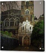 St Bartholomew The Great Church Acrylic Print
