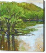 St. Croix, Spring Flood Acrylic Print