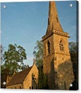 St Davids Church Acrylic Print