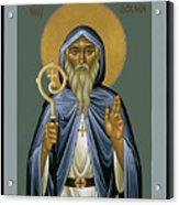 St. Declan Of Ardmore - Rldoa Acrylic Print