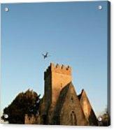 St Doulaghs Church Acrylic Print