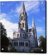 St Finbarrs Cathedral, Cork City, Co Acrylic Print