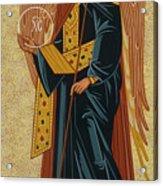 St. Gabriel Archangel - Jcagb Acrylic Print