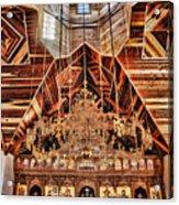 St. George Chapel Acrylic Print