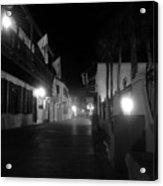 St. George Street Ghosts Acrylic Print