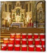 St. Hyacinth Basilica Acrylic Print